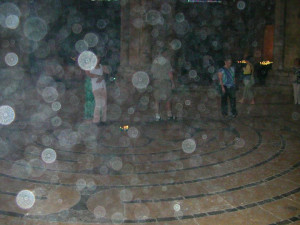 Chartres orbs